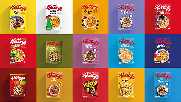Source - Kelloggs