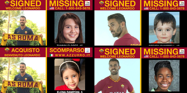 Source - AS Roma