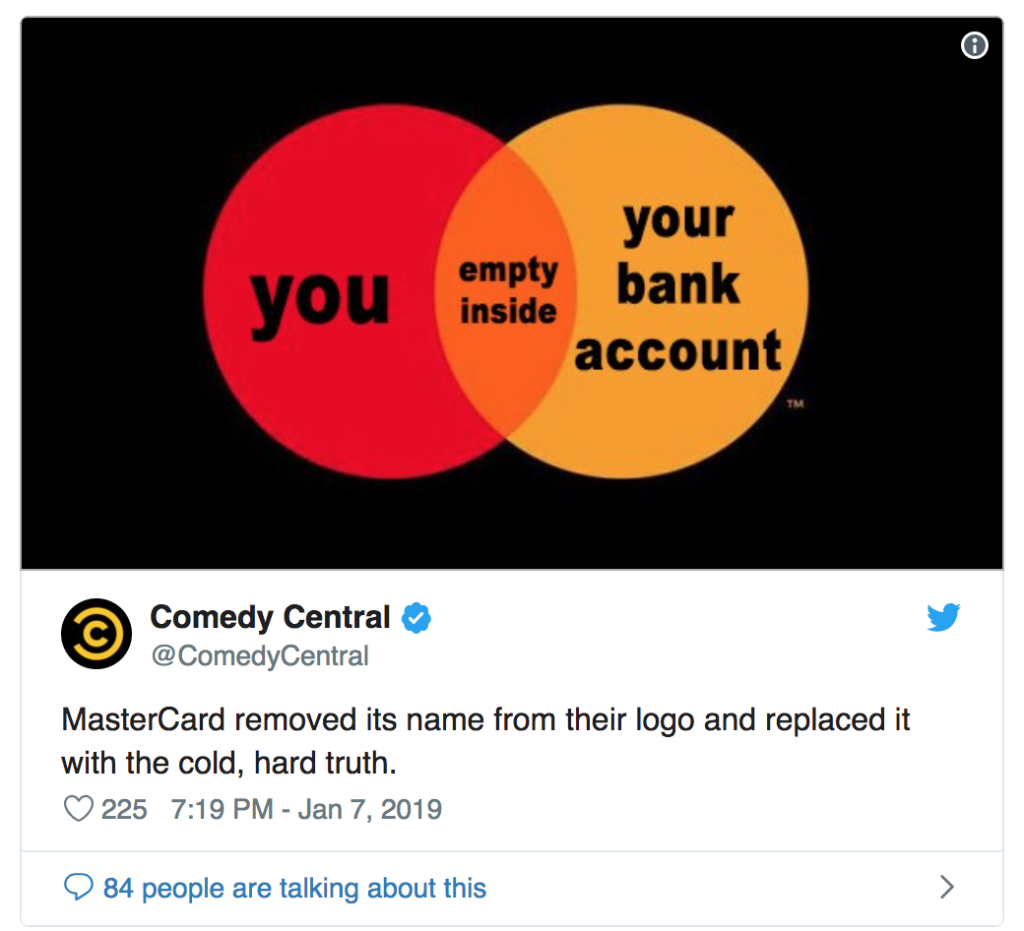 Source - Comedy Central