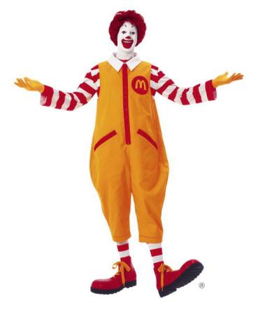 Source - McDonalds
