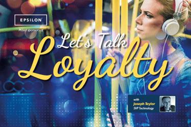 Lets Talk Loyalty - Joseph